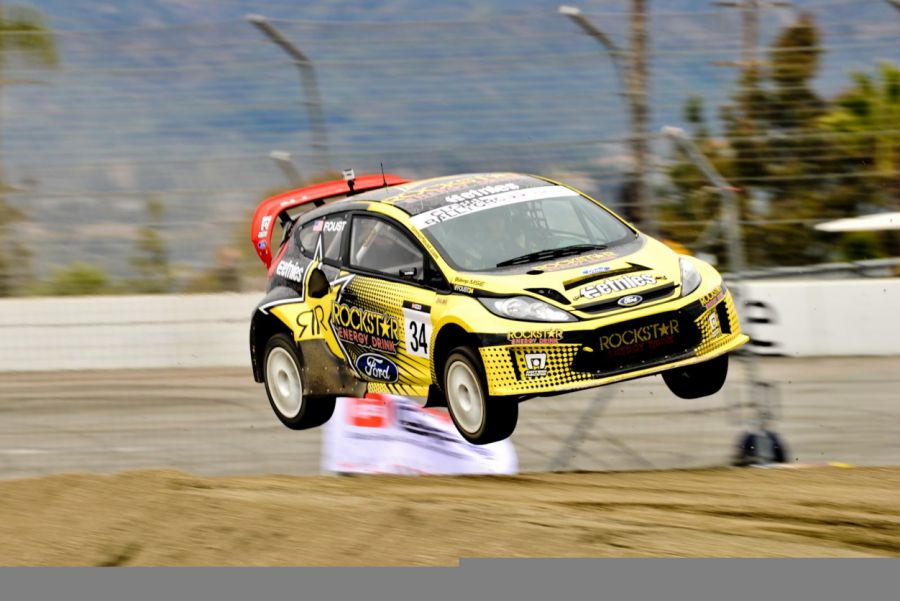 rallye cross essay 2011